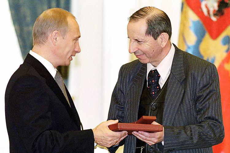 Bəstəkar Sergey Slonimski vəfat edib