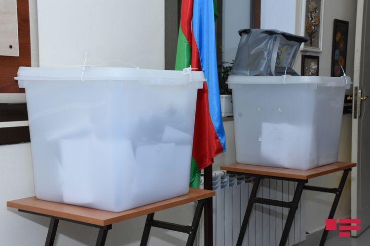 Parlament seçkilərində 118 seçki dairəsində ilkin nəticələr açıqlanıb - YENİLƏNİB