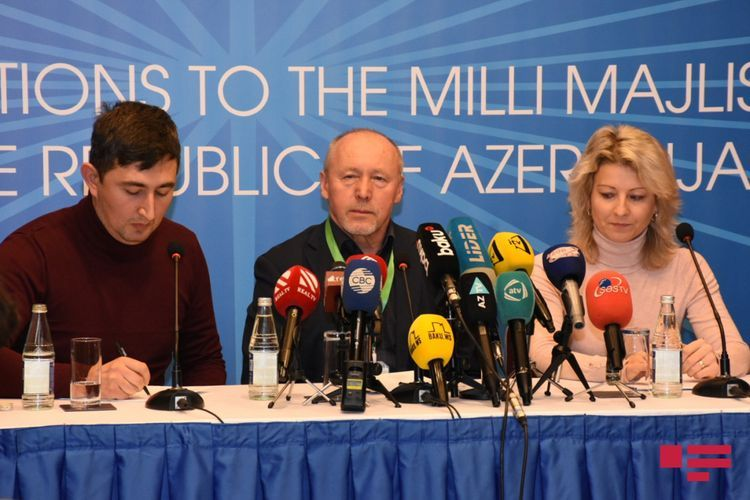 """International observer: """"I have observed 4 differences between elections held in Azerbaijan and Czech Republic"""""""