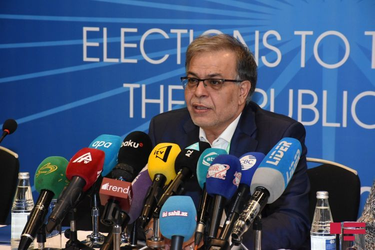 OIC: Elections went on in democratic condition