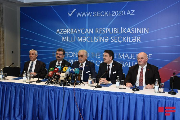 """Observation Mission of Turkey's Grand National Assembly: """"Elections show Azerbaijan is open and transparent"""""""