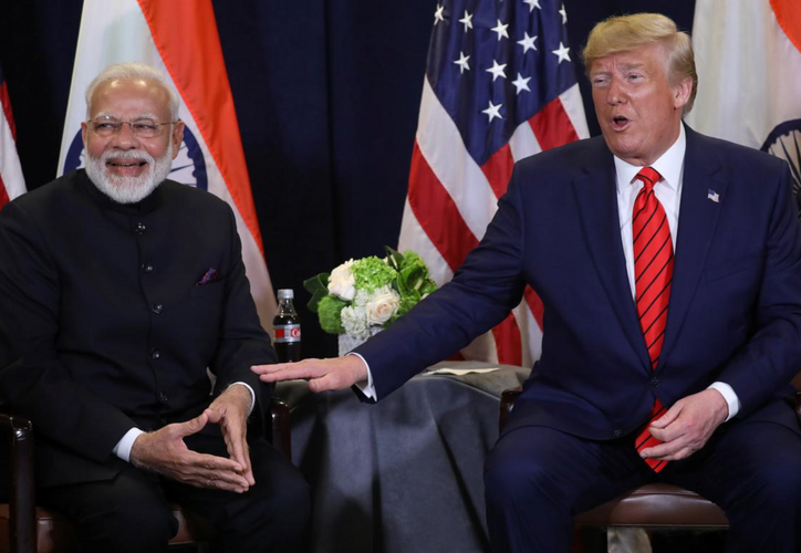 Trump will visit India on Feb. 24-25: White House
