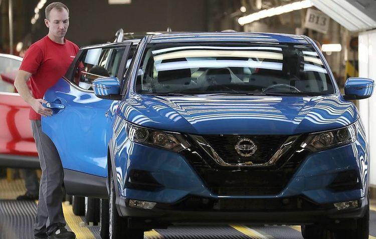 Nissan may halt St. Petersburg plant in March amid Chinese coronavirus