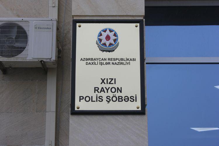 В Хызы задержаны автохулиганы – <span class=
