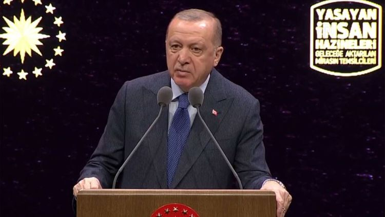 Erdogan: Syrian Government will pay