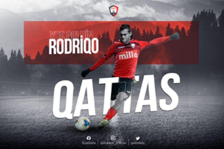 «Габала» подписала контракт с чилийским форвардом