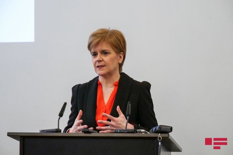 Никола Стёрджен: Я верю, что Шотландия станет независимой за несколько лет