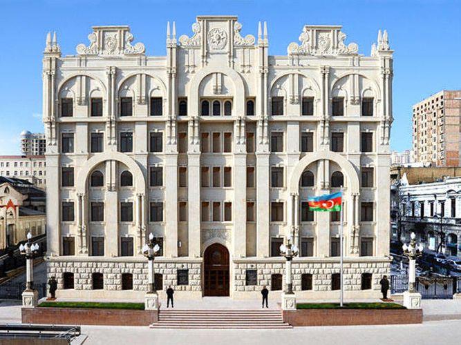 DİN: MSK-nın qarşısında razılaşdırılmamış aksiyaya cəhdin qarşısı alınıb