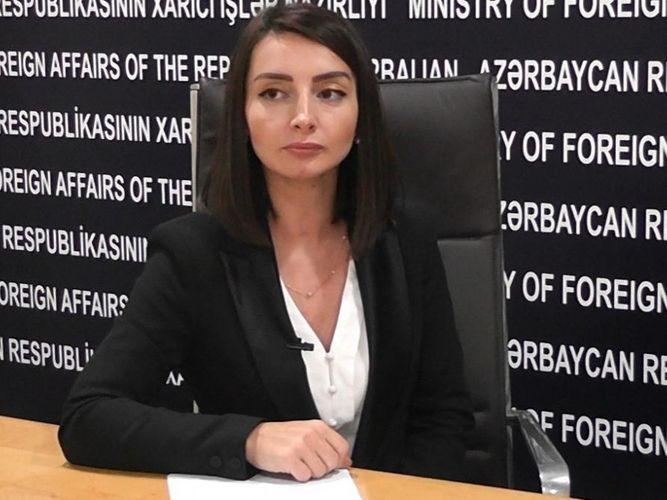 Лейла Абдуллаева: Это заявление раскрывает истинные намерения руководства Армении