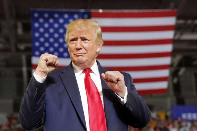 Sorğu: Üç ABŞ vətəndaşından ikisi Trampın yenidən prezident seçiləcəyinə inanır