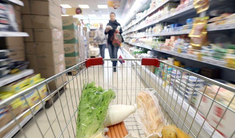В январе средние расходы каждого гражданина Азербайджана на продукты питания составили 157 манатов