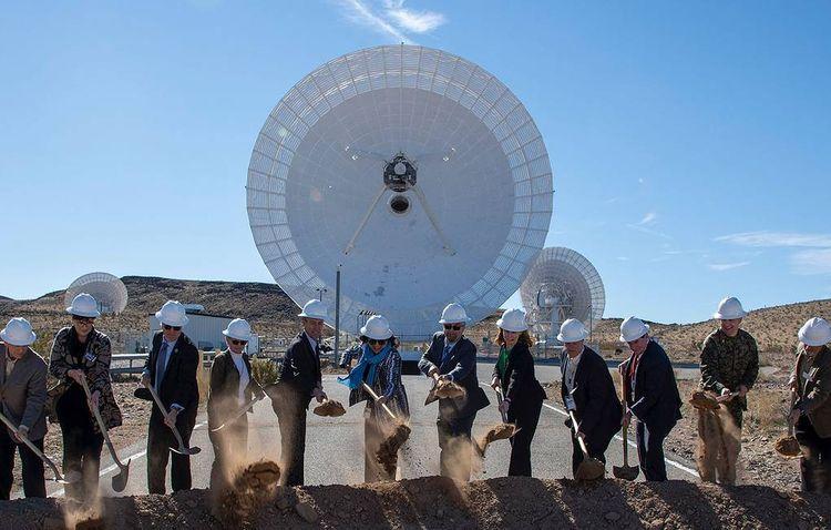 NASA начало создавать систему связи с экспедициями на Луну и Марс