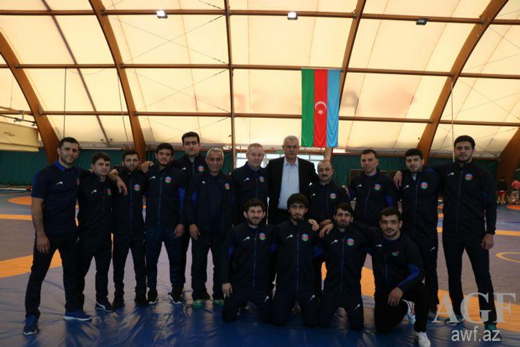 Azərbaycan güləşçiləri Avropa çempionatında rekord vurublar