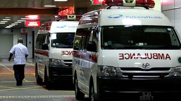 В Индии в ДТП с автобусом  погибли 13 человек, более 30 ранены