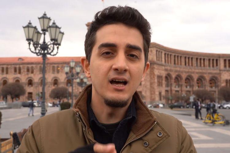 Известный турецкий ютубер подготовил репортаж из Армении – ВИДЕО