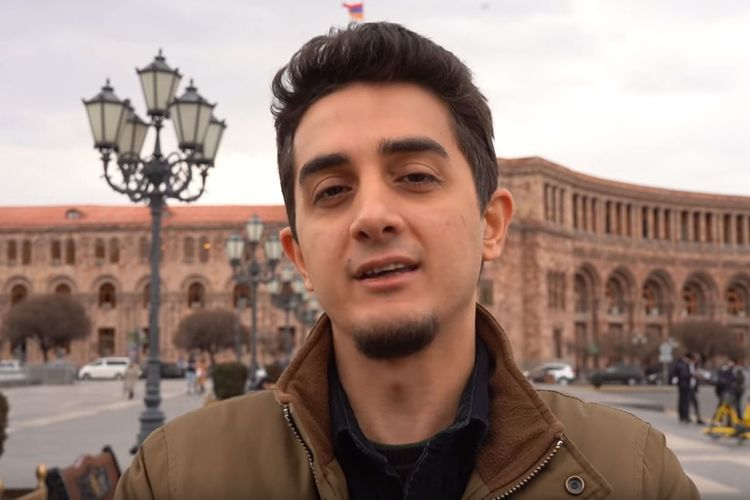 Turkish Youtuber conducted survey on Khojaly Genocide in Armenia - VIDEO