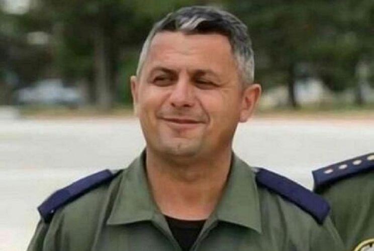 Hərbi Hava Qüvvələrinin mayoru vəfat edib - FOTO