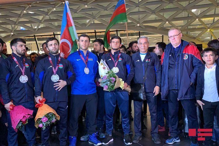 Эльчин Джафаров: Поздравление руководства страны – самая высокая оценка победы наших спортсменов