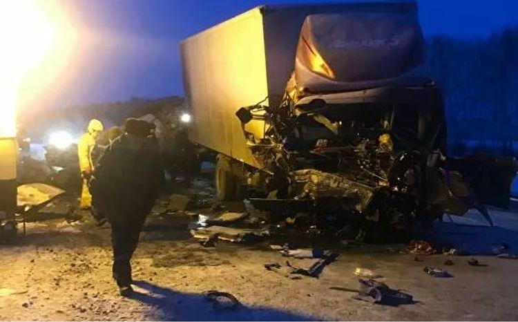 Шесть человек стали жертвами ДТП в Тамбовской области РФ