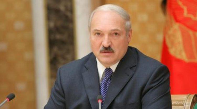 Lukaşenko neft tədarükü ilə bağlı alternativ mənbə axtarışına aydınlıq gətirib