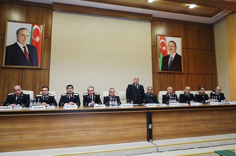 В Генпрокуратуре состоялось расширенное заседание коллегии