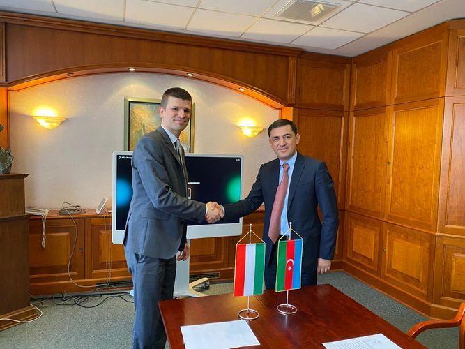 Венгрия заинтересована в развитии сотрудничества с Азербайджаном в сфере энергетики