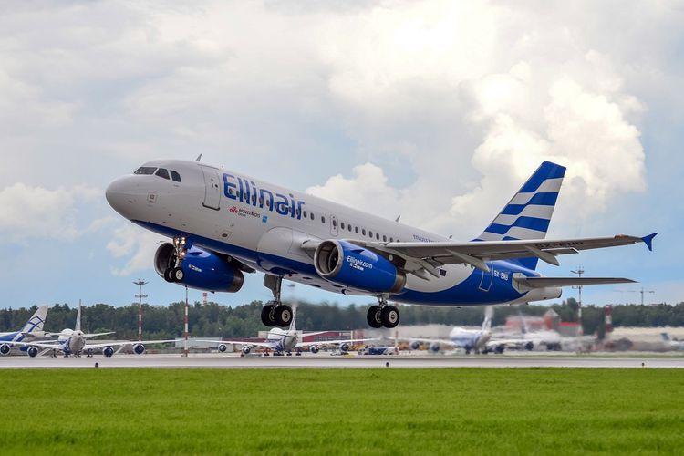 В июне будет открыт чартерный авиарейс Салоники-Баку