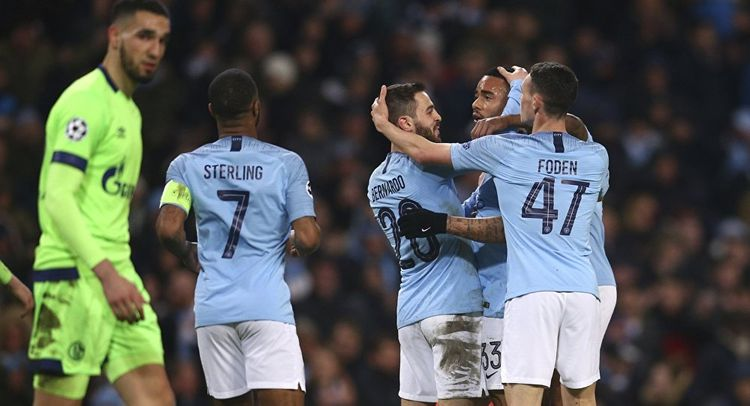 Manchester City banned from champions league for two seasons by UEFA - UPDATED