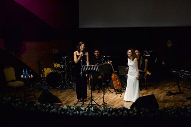 Beynəlxalq Muğam Mərkəzində musiqili-ədəbi gecə keçirilib - FOTO