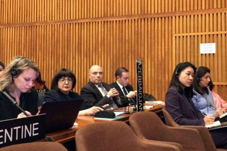 Azərbaycan UNESCO-nun Hökumətlərarası Komitəsinin 14-cü sessiyasının Bürosunun sədr müavini seçilib