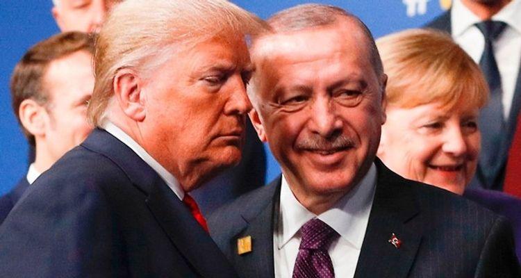 Erdogan, Trump discuss Idlib, Libya, bilateral trade
