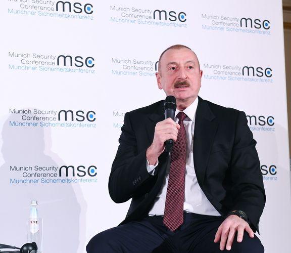 President Ilham Aliyev: OSCE Minsk Group co-chairs should explain to Armenia that Nagorno-Karabakh is not Armenia