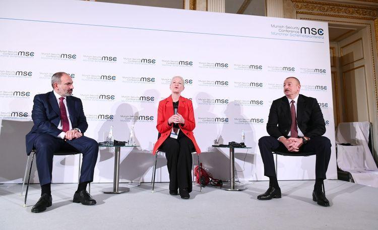 В рамках Мюнхенской конференции по безопасности состоялись панельные обсуждения по армяно-азербайджанскому нагорно-карабахскому конфликту - ОБНОВЛЕНО
