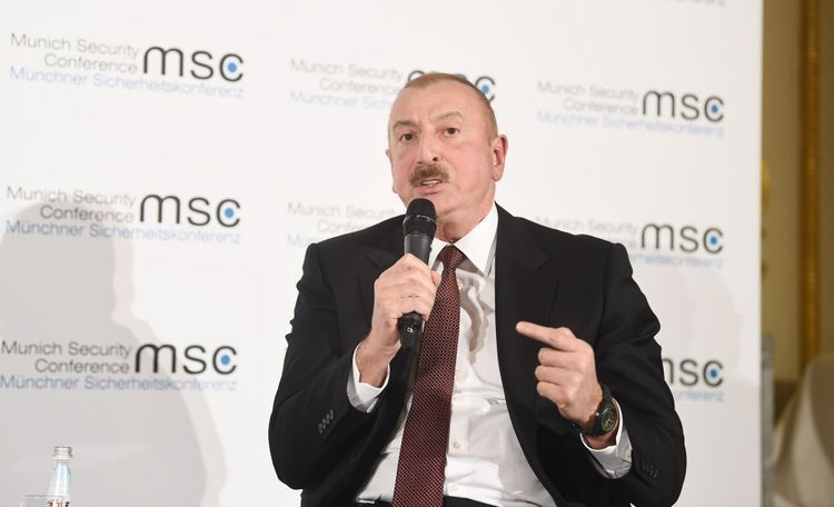 History and Politics Lesson in Munich: Pashinyan in a helpless situation in front of Aliyev - ANALYSIS