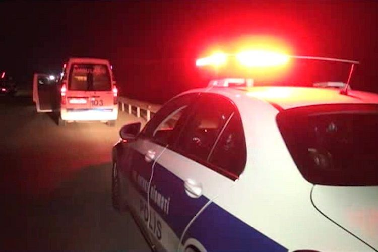 Two people killed and four injured in the accident in Shamkir