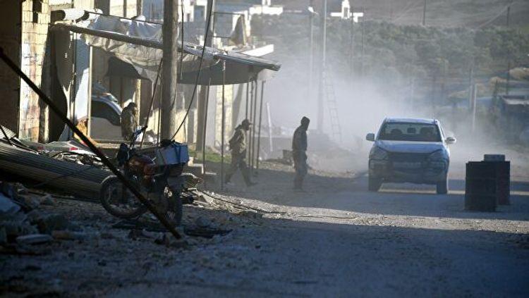В Сирии при взрыве автомобиля погибли шесть человек