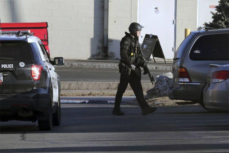Kanadanın Toronto şəhərində silahlı insident olub