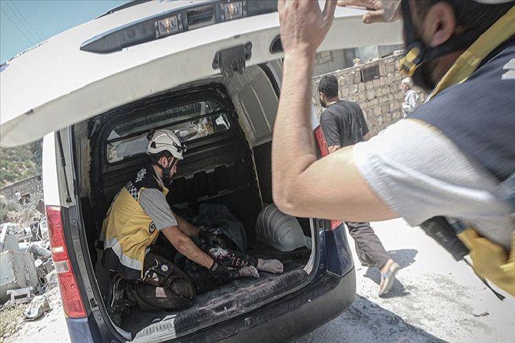 Suriyanın Türkiyə ilə sərhədində avtomobil partladılıb, 6 nəfər ölüb