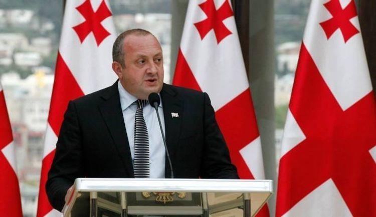 Экс-президент Грузии вернулся в активную политику