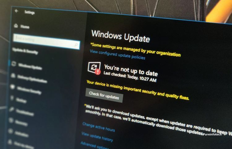 Microsoft withdraws faulty update for Windows 10