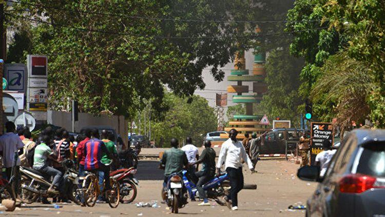 Burkino-Fasoda kilsəyə hücum zamanı 24 nəfər həlak olub