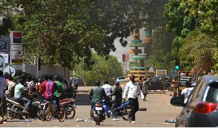 В Буркина-Фасо 24 человека погибли после нападения на церковь