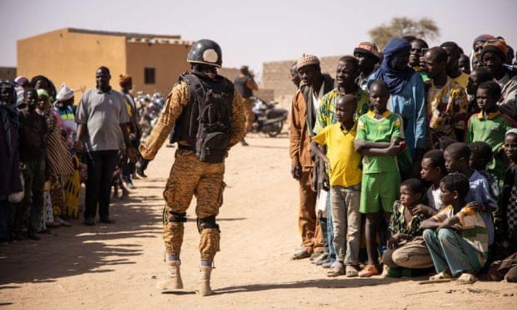 Burkina Faso church attack leaves 24 dead