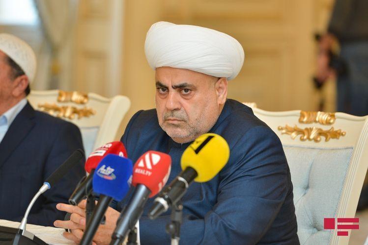 Аллахшукюр Пашазаде совершит визит в Саудовскую Аравию