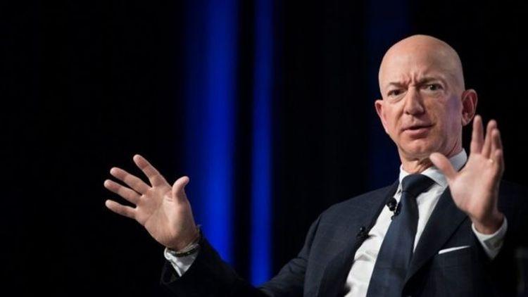 Jeff Bezos pledges $10bn to fight climate change