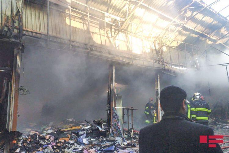 "2 more people injured in fire broken out at ""Sadarak"" - UPDATED"