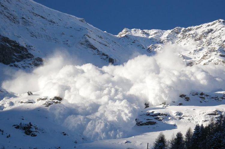 7 avalanches descend in Almaty region
