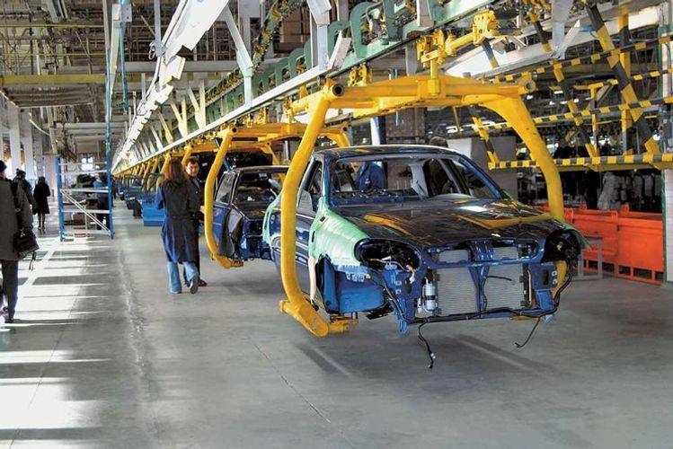 Azerbaijan sharply increases automobile production