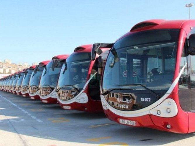 БТА: В ближайшие 3 года бакинский автопарк будет полностью обновлен