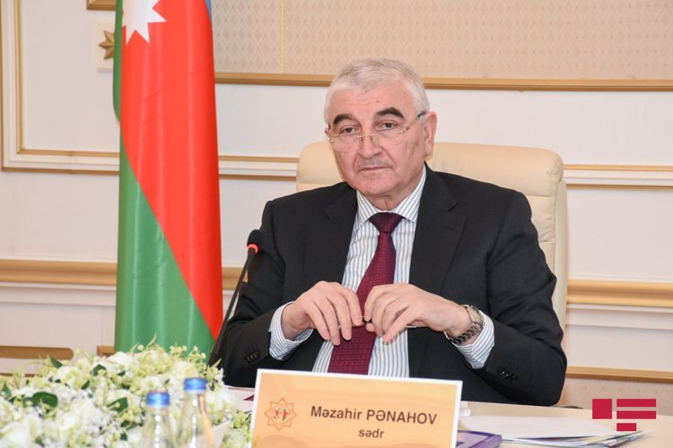 """Mazahir Panahov: """"In some places, candidates commit disagreeable actions"""""""